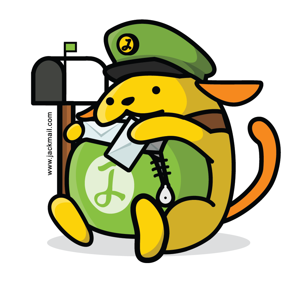 Our Wapuu is called Jack!